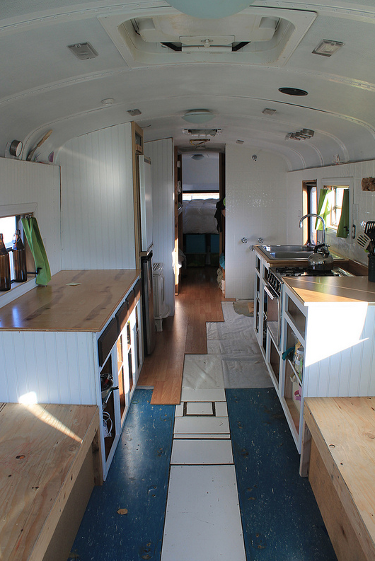 A Converted School Bus Becomes Home-parentingabstracts.com